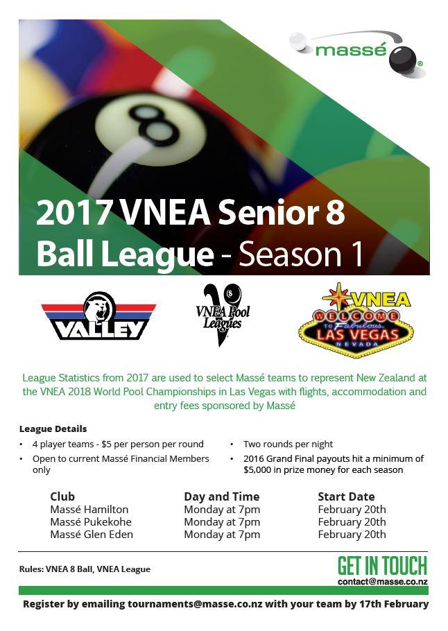 2017 VNEA Season 1