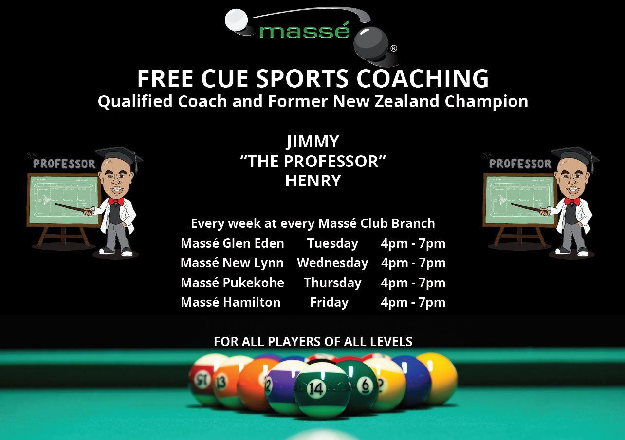 Coaching - Masse