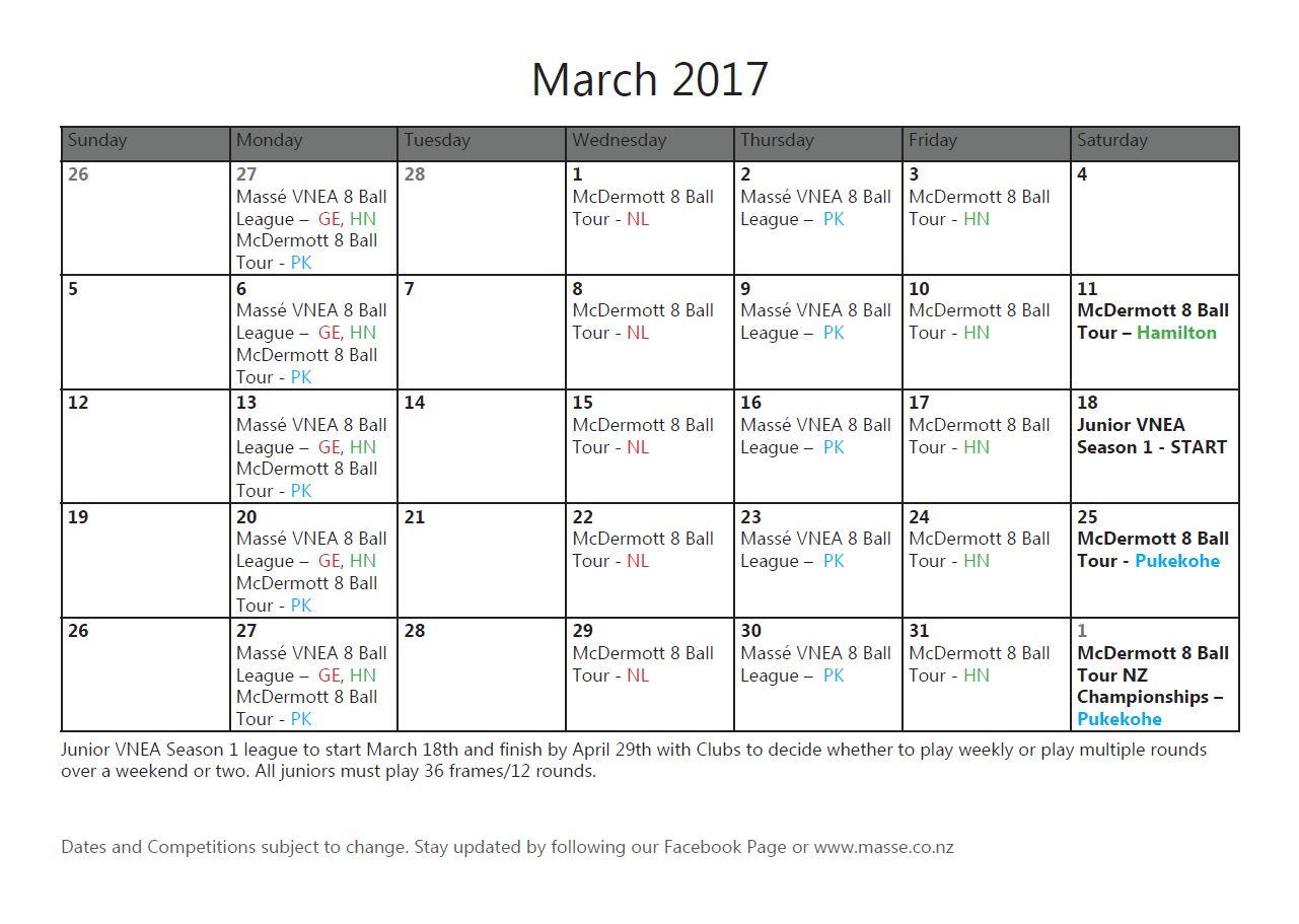 Mar 2017