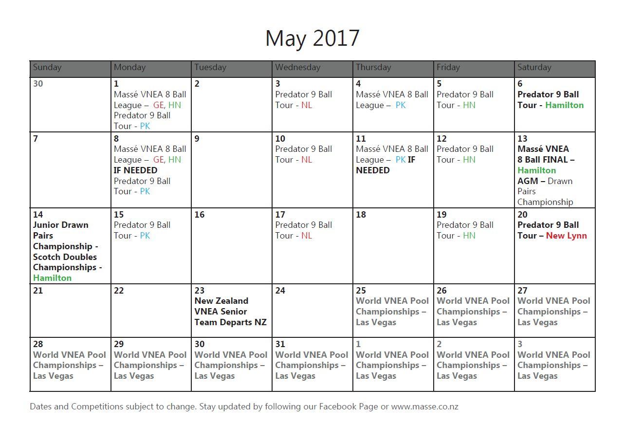 May 2017