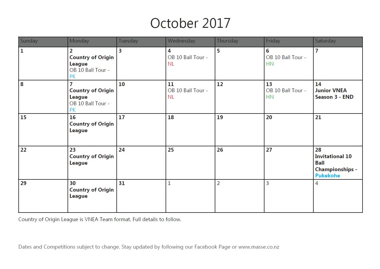 Oct 2017