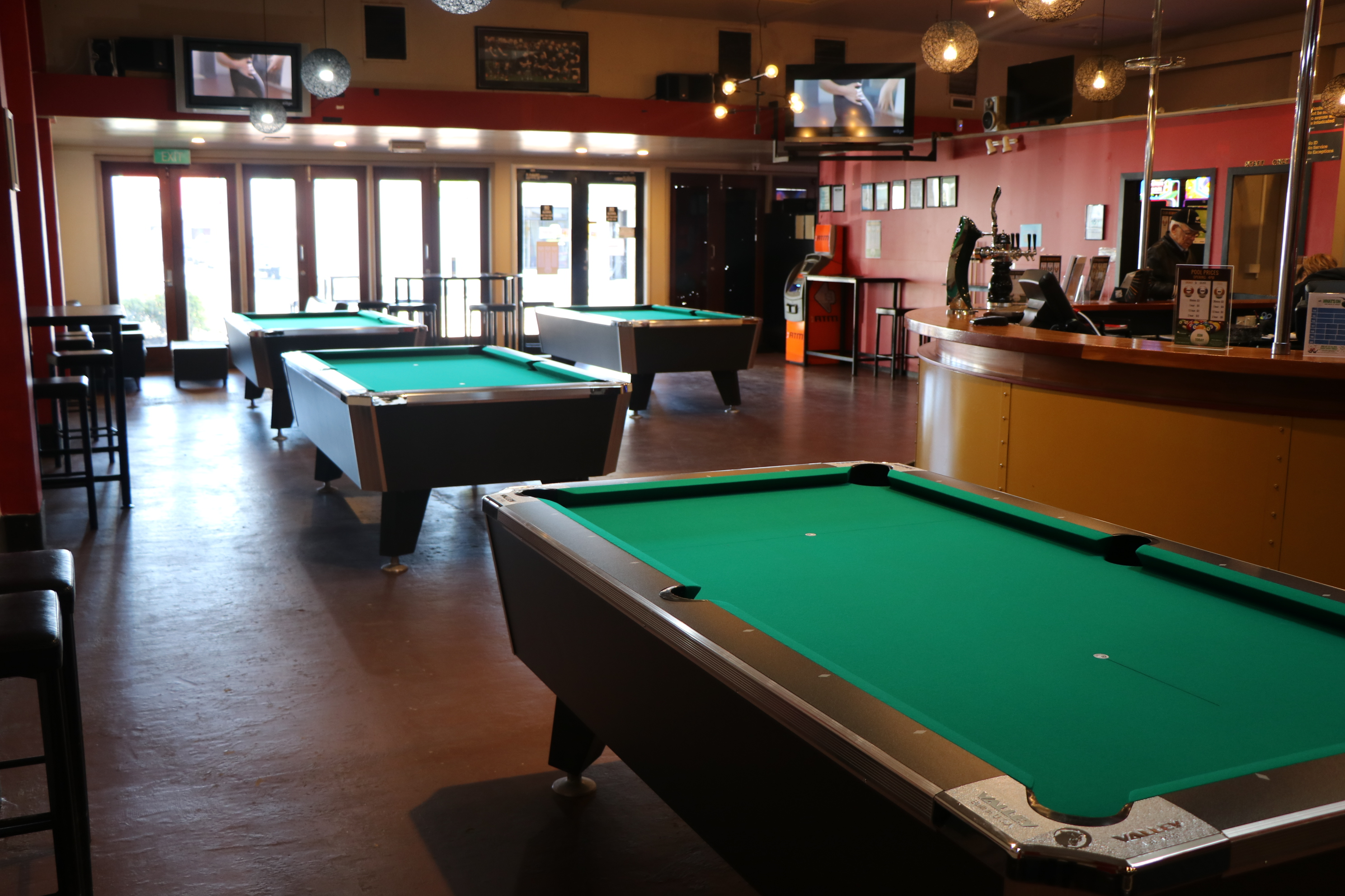 Hawera Masse - Masse pool table