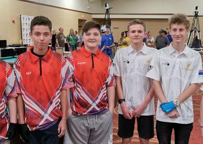 U16 Finalists